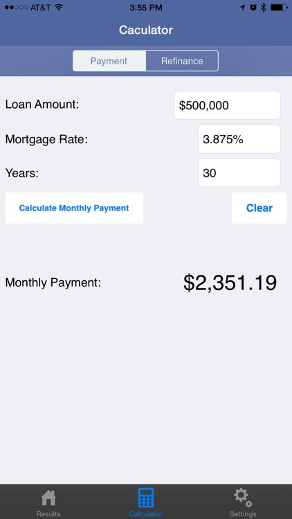 Mortgage Rates, Credit Card Rates and Mortgage Calculator screenshot-1