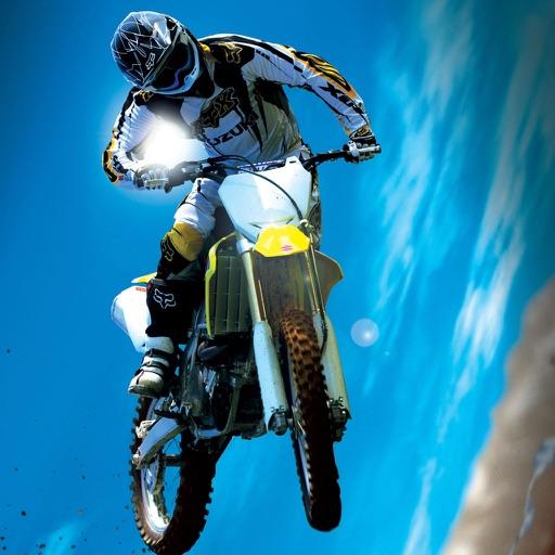 Motor-cycle Stunt-Man Bike-r Highway X-Treme