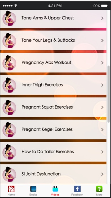 download Pregnancy Workouts - Learn Why Exercise During Pregnancy is Good for You apps 1