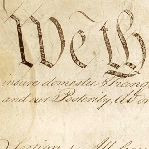 Constitution for iPhone and iPod Touch