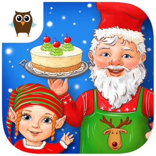 Santa's Christmas Kitchen – Make Cupcakes, Cheesecake and Gingerbread Cookies