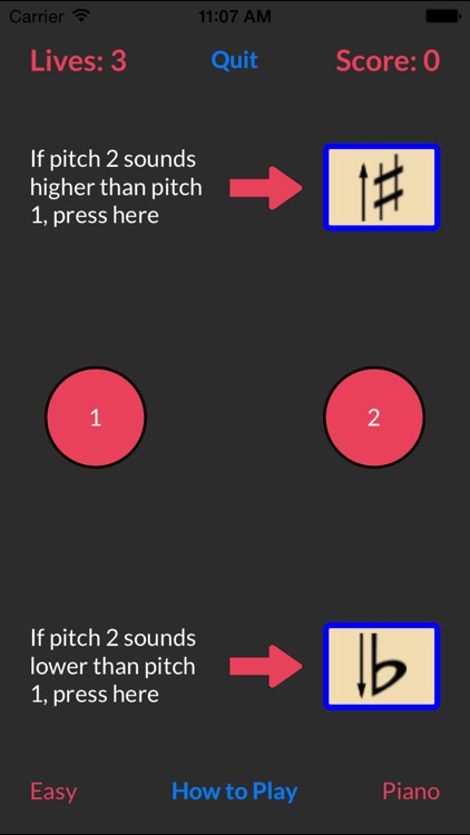 tuneUp Pro - Intonation Ear Training Game