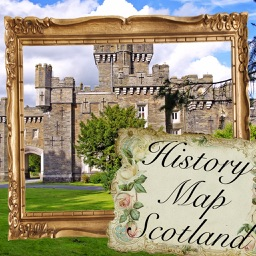 History Map Scotland