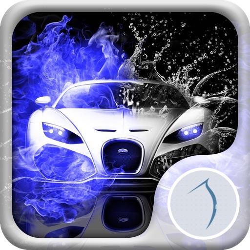 Wallpapers: Bugatti Version iOS App