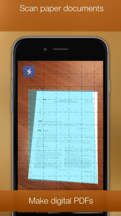PDF Printer for iPhone screenshot-3