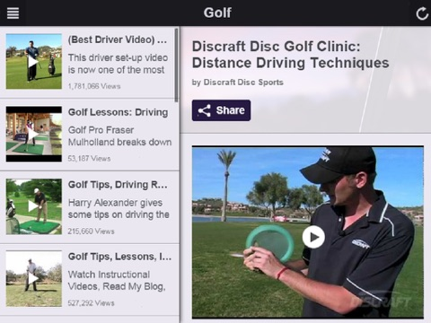 Easy Golf Tips Golf Instruction And Tips To Improve Your Golf
