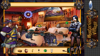 Mysterious Town : The Game of hidden objects in Dark Night,Garden,Dark Room,Hunted Night,City and Jungleのおすすめ画像2