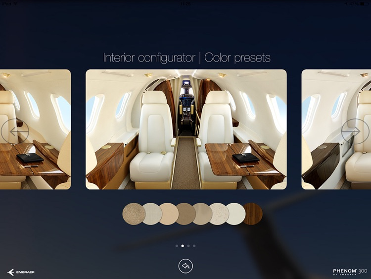 Phenom 300E Configuration Tool screenshot-1