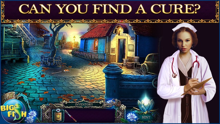 Shiver: Lily's Requiem - A Hidden Objects Mystery (Full) screenshot-0