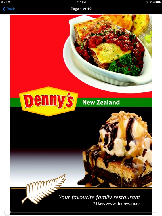 Denny's NZ HD screenshot-3