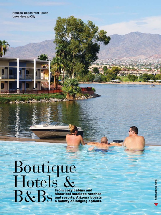 Phoenix Magazine 2015 Arizona Travel Guide screenshot-0