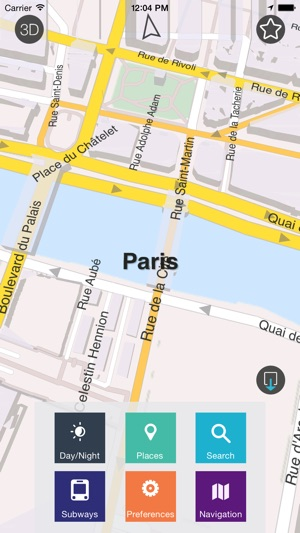 Paris Offline Map City Guide W Metro On The App Store