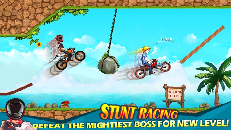 Stunt Racing - Extreme Moto Trials