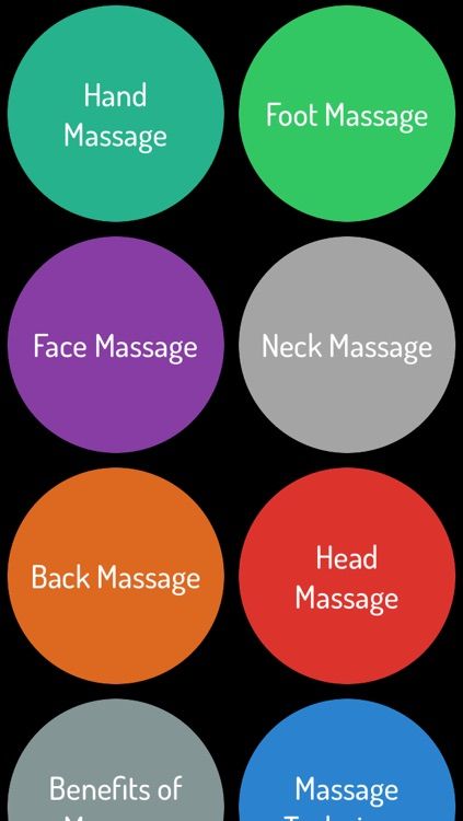 Massage Techniques - All In One Massage Guide screenshot-3