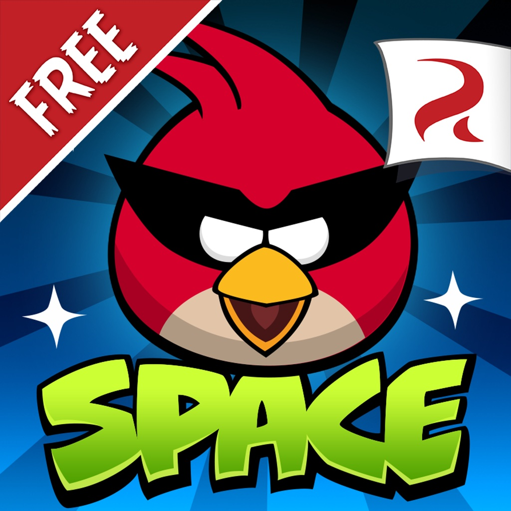 Angry Birds Space Free icon