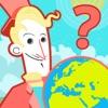 Worldly:国クイズ! - iPhoneアプリ