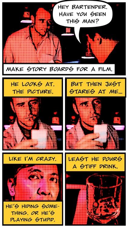 Graphic Novel screenshot-4