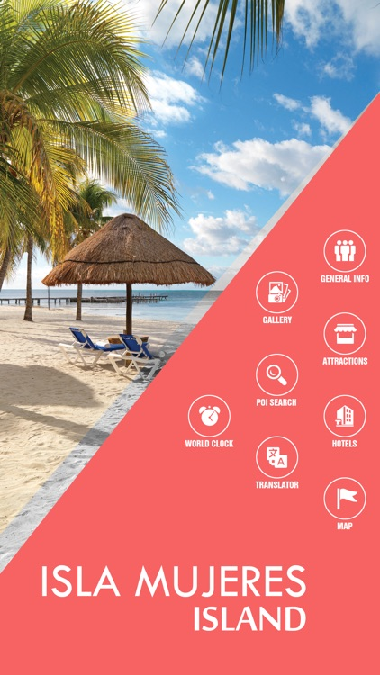 Isla Mujeres Offline Travel Guide