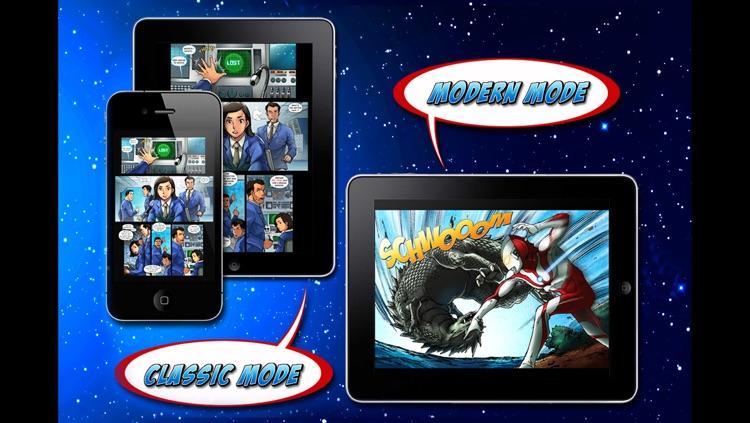 Ultraman Comic Ep.1