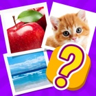Photo Quiz: 4 pics, 1 thing in common - what's the word? icon