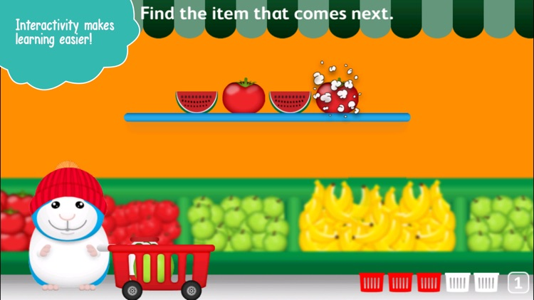 Bugsy Kindergarten Math screenshot-2