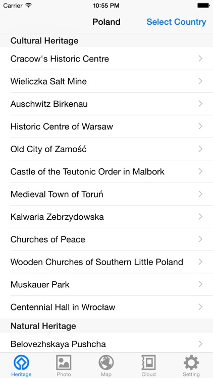 World Heritage in Poland