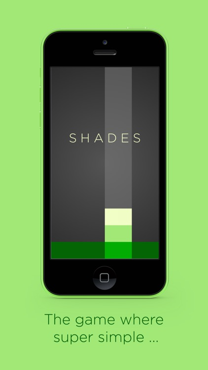 Shades: A Simple Puzzle Game screenshot-0