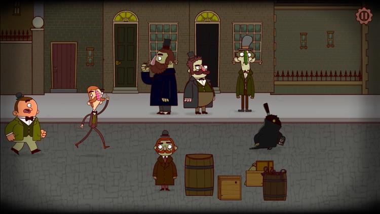 Bertram Fiddle: Episode 1: A Dreadly Business screenshot-3
