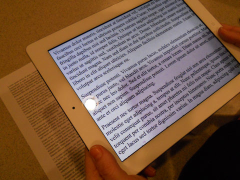 See It - Video Magnifier iPad