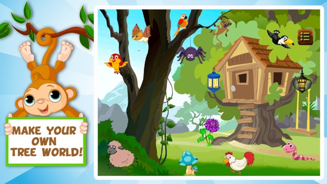 Tree House Design Decoration For Kids Toddlers on the App Store