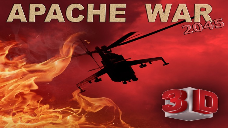 Apache War 3D- A Helicopter Action Warfare VS Infinite Sky Hunter Gunships and Fighter Jets ( arcade version )