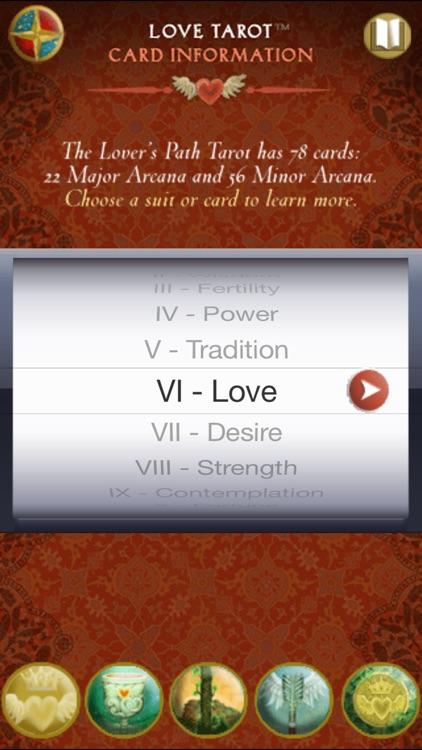 Love Tarot - Full version