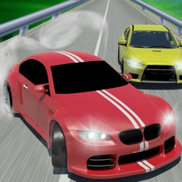 Mountain Highway traffic racer