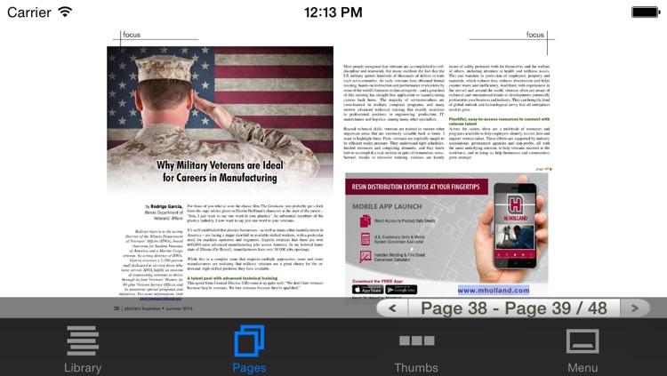 Plastics Business Magazine screenshot-3