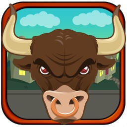 Bull Rush Runner PRO - Mad Beast Action Frenzy
