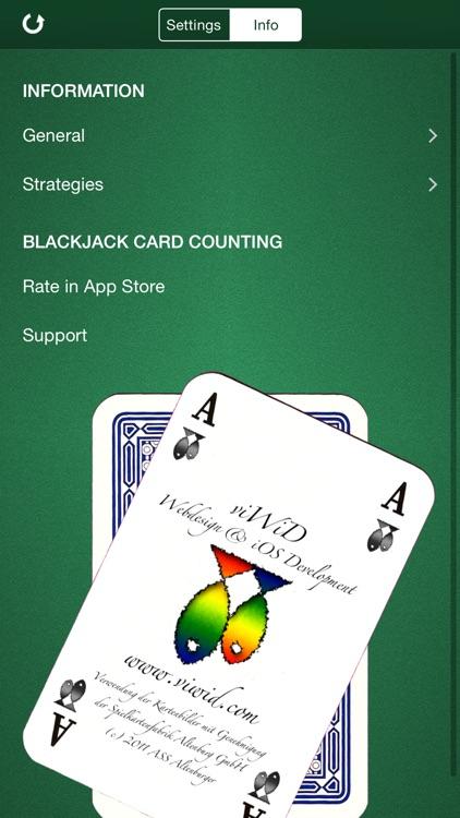Blackjack Card Counting screenshot-4