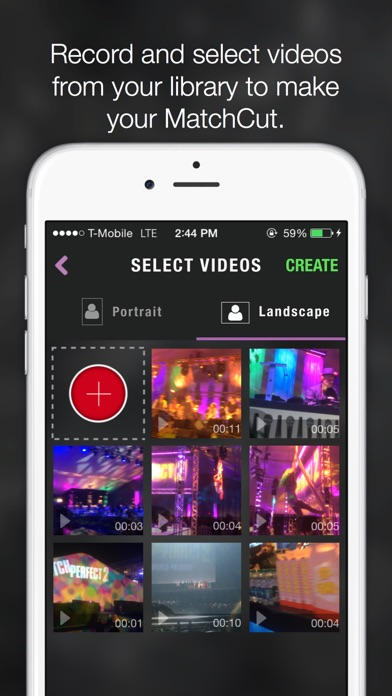 MatchCut - Automatic Music Video Editor   App Price Drops