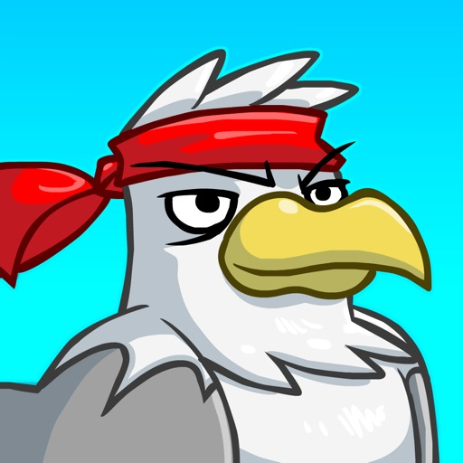 Seagull Swipe iOS App