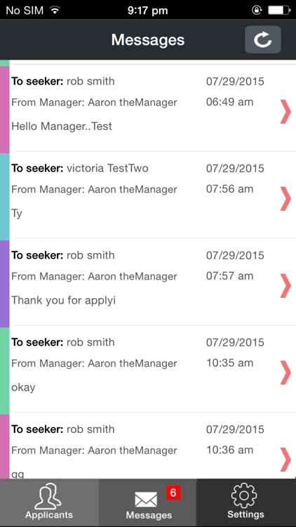 Mobile JobManager screenshot-3