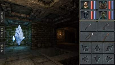 Screenshot #6 for Legend of Grimrock