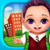 Baby School - Kids Kindergarten Learning Games