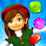 Candy Christmas Countdown! - The puzzle game to play while waiting for presents Hack Online Generator  img