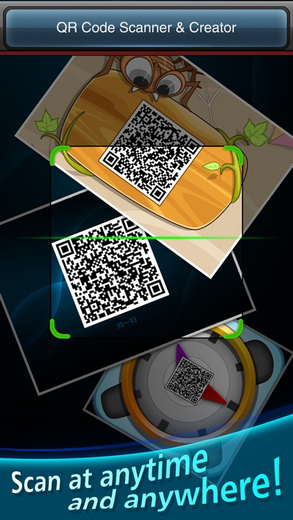 ^QRCode Reader & Creator screenshot-1