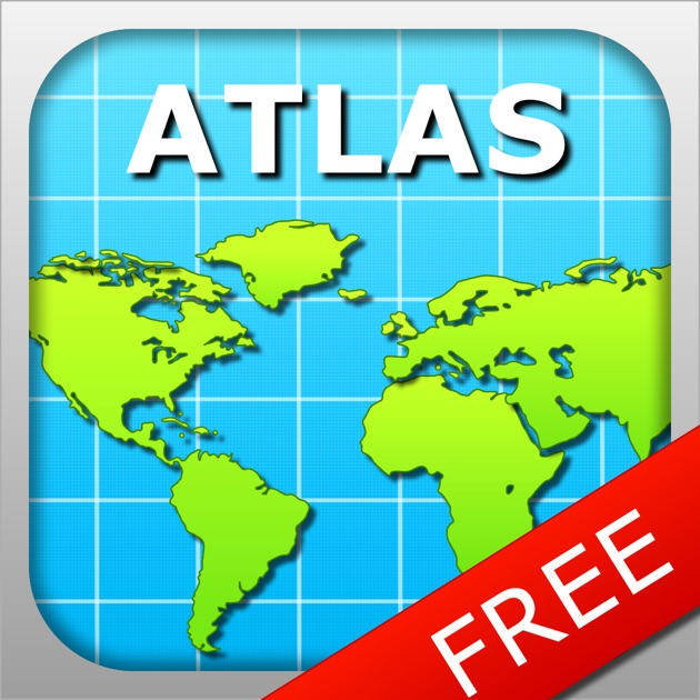 Atlas for ipad free on the app store gumiabroncs Gallery