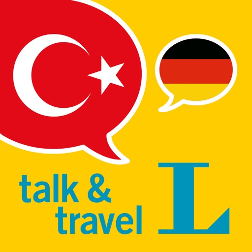 Türkisch talk&travel – Langenscheidt Sprachführ... icon