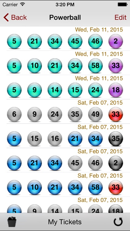 Lotto Angel - Powerball & Mega Millions screenshot-4