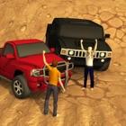 Turbo Truck City Crash 3D icon