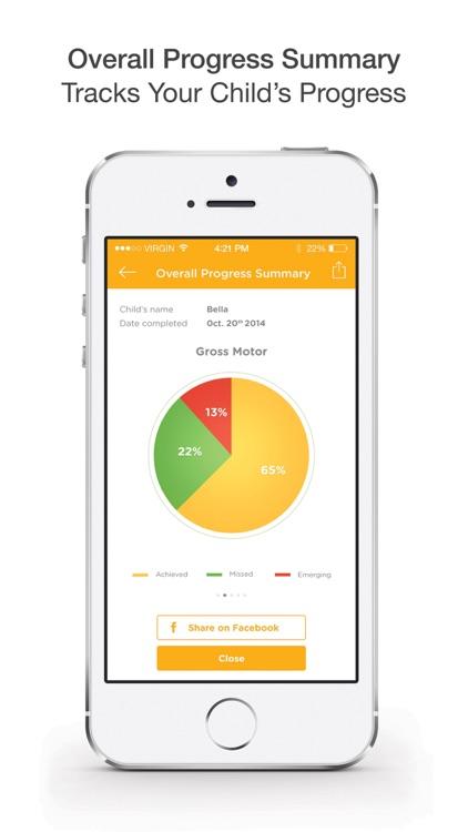 KidzGrow – The Child Development App screenshot-3