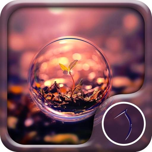 Bubble Wallpaper: HD Wallpapers iOS App