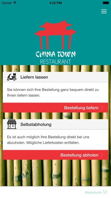 China Town RestaurantScreenshot von 1